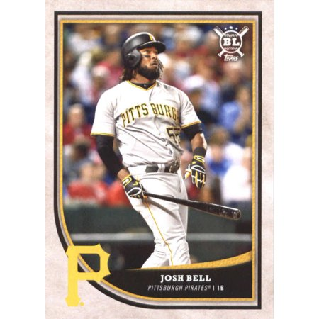 2018 Topps Big League #143 Josh Bell Pittsburgh Pirates Baseball Card - *GOTBASEBALLCARDS