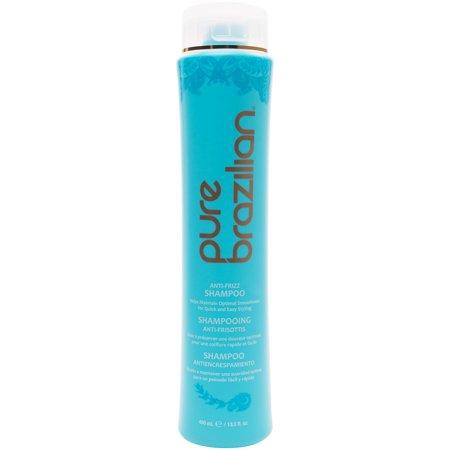 Pure Brazilian Anti-Frizz Shampoo 13.5 oz ()