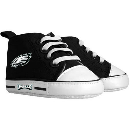 Image of Baby Fanatic Pre-Walker Hightop, Philadelphia Eagles