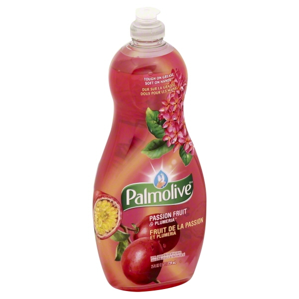 Palmolive Passion Fruit & Plumeria Ultra Concentrated Dish Liquid, 25 fl oz