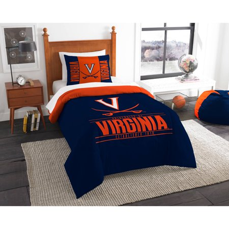 Virginia Tech Twin Comforter - NCAA Virginia Cavaliers