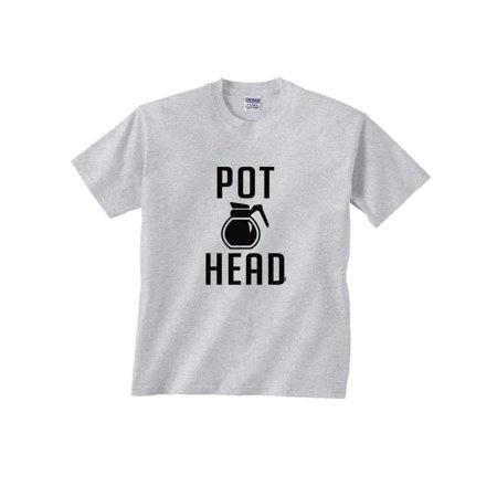 3f94e54e806 Fair Game - Pot Head Coffee T-Shirt - Walmart.com