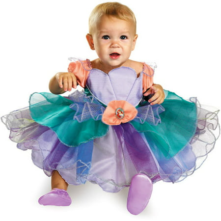 Ariel infant Halloween Costume](Ariel Girl Costume)