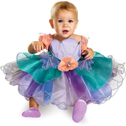 Ariel infant Halloween Costume