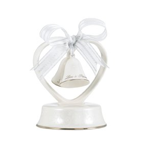 Lenox Opal Innocence Cake Topper Love Is Patient Walmart Com