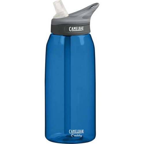 Camelbak 53853 Eddy 1L Water Bottle -Color- Oxford Blue by CamelBak