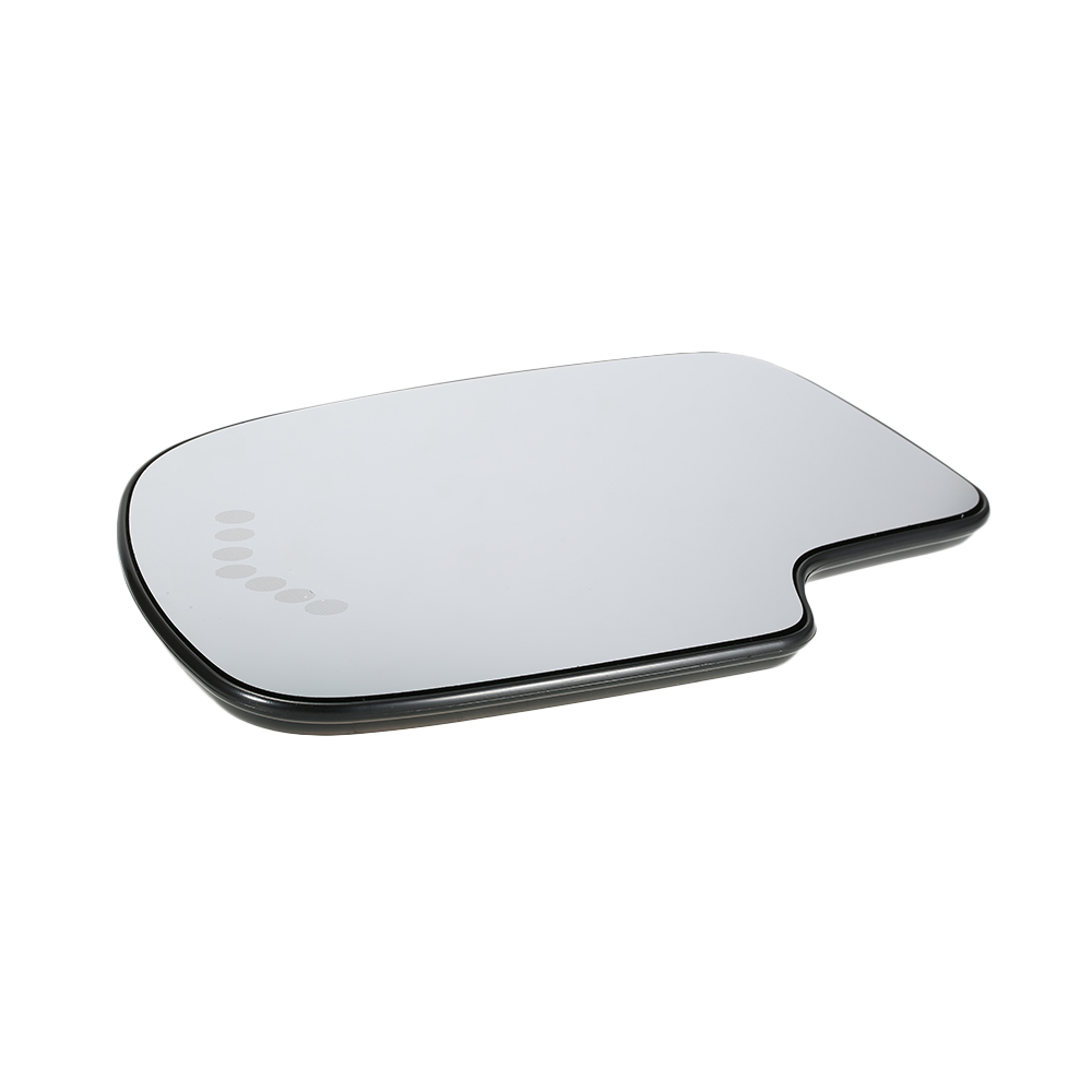 Ren- Zoe 2012 to 2020 Heated GP994 Passenger Side Silver Wing//Door Mirror Glass Including Base Plate Left Hand