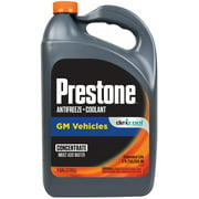 PRESTONE Dex-Cool Anitfreeze/Coolant Concentrate, 1gal