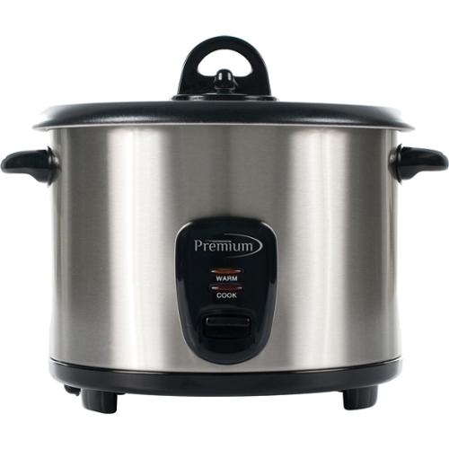 Premium Prc1547 Rice Cooker, Stainless