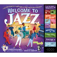 Welcome to Jazz - Hardcover