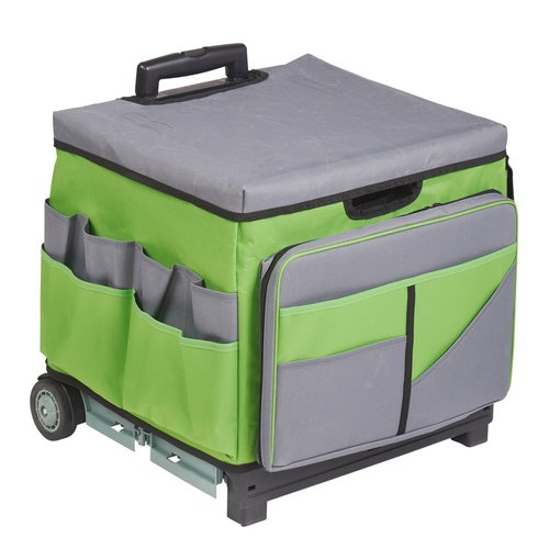 ECR Universal Rolling Cart and Organizer Bag
