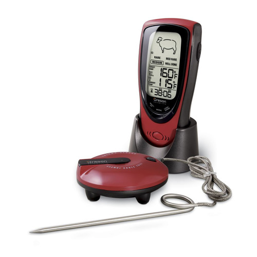 Oregon Scientific Wireless Talking BBQ Thermometer