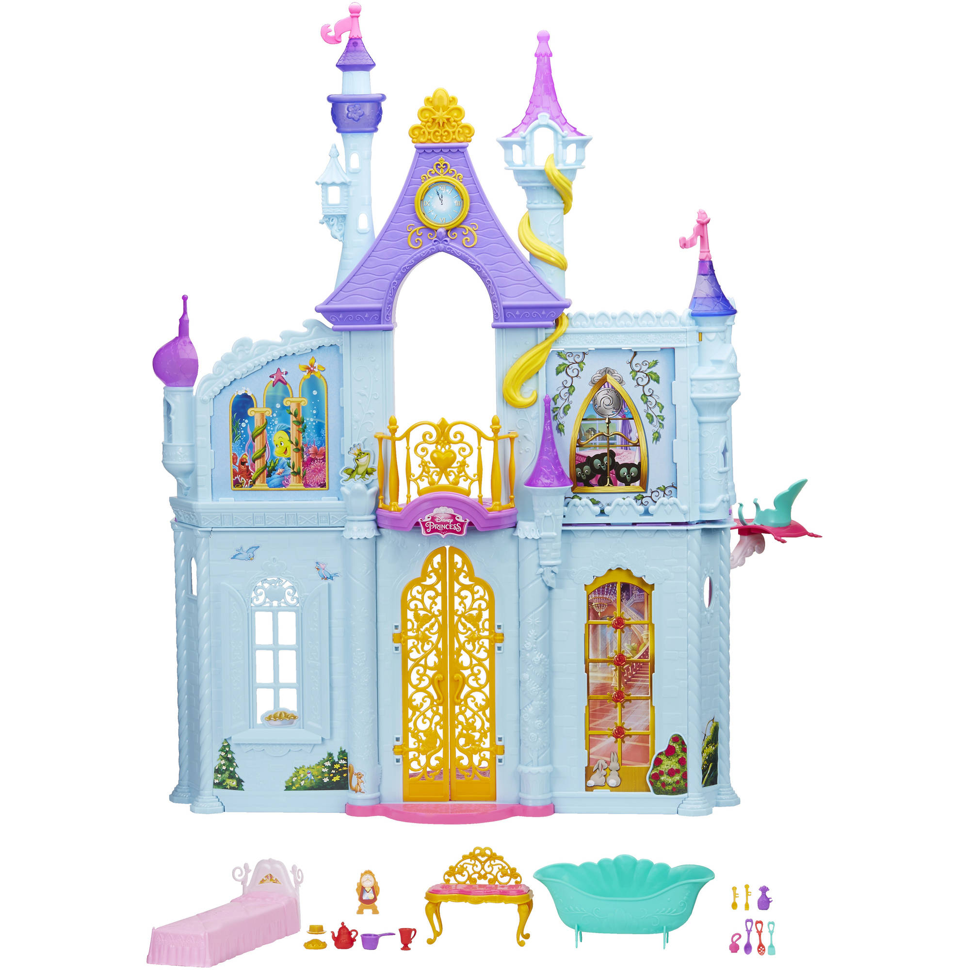 Disney Princess Royal Dreams Castle by Disney Princess