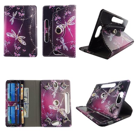 Miraculous Sparkly Butterfly Tablet Case 10 Inch For Dragon Touch 10 10Inch Android Tablet Cases 360 Rotating Slim Folio Stand Protector Pu Leather Cover Travel Home Interior And Landscaping Staixmapetitesourisinfo