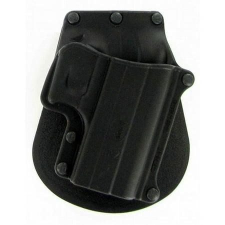 FOBUS STANDARD PADDLE HI-POINT 9MM/380 RH PLASTIC BLACK - Hi Point Firearms
