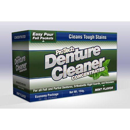 Opinion, Denture cleaner removes anal stains phrase and