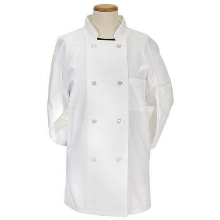 Ritz Pro Chefs Jacket Poly Cotton XL