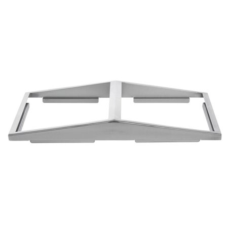 Stainless Steel Steam Table Inset (Hubert Steam Table Pan Elevater For 1/2 Size Pans Stainless Steel - 20 9/10