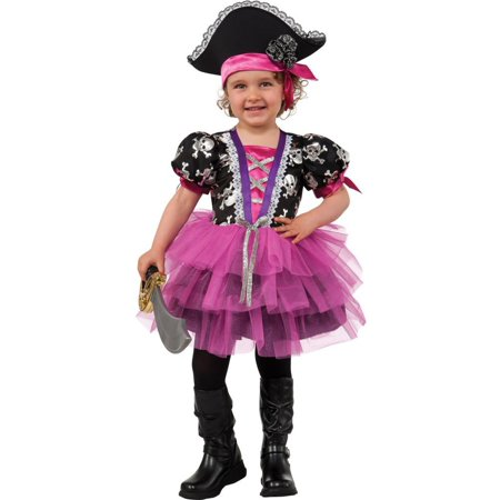 Toddler Pirate Princess Costume for - Princess Pirate Costume Toddler