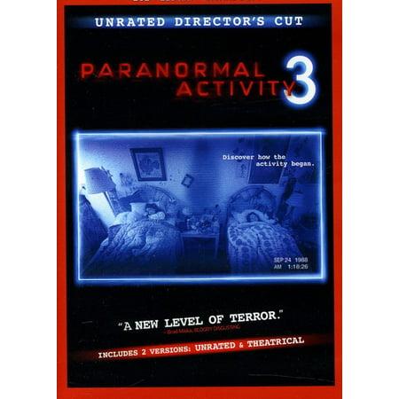 Paranormal Activity 3 (Blu-ray)](Paranormal Activity Halloween 2017)