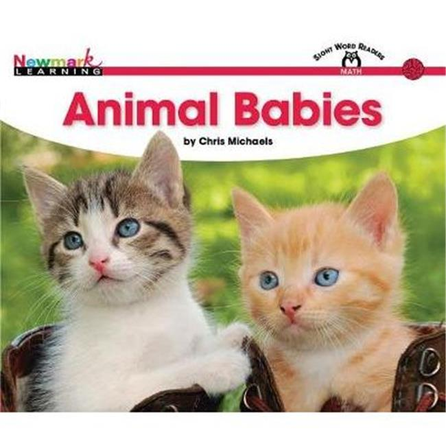Newmark Learning NL0755 Math - Animal Babies
