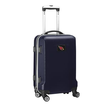 Arizona Cardinals 20u0022 8-Wheel Hardcase Spinner Carry-On - Navy