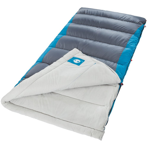 Coleman Aspen Meadows 30-Degree Big and Tall Sleeping Bag by COLEMAN