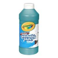 Crayola Paint Crayola Washable Turquoise Pint