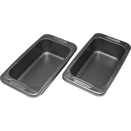 Preferred Set Of 2 Loaf Pans  9  X 5  X 3