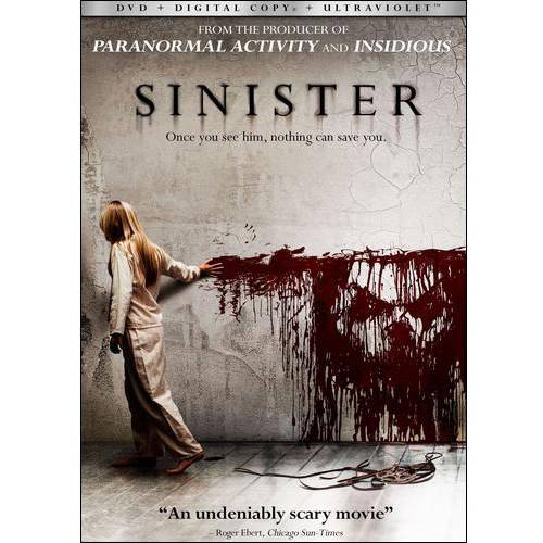 Sinister (DVD   Digital Copy) (With INSTAWATCH) (Anamorphic Widescreen)