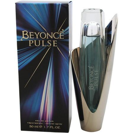 Beyonce Pulse For Women Eau De Parfum Spray  1 7 Oz