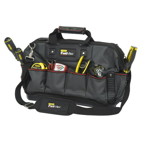 Stanley Fatmax Open Mouth Tool Bag, 18