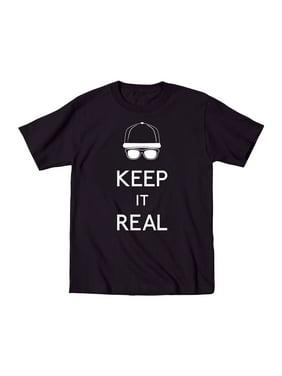 Keep It Real Sunglasses Urban City Kid-Youth T-Shirt