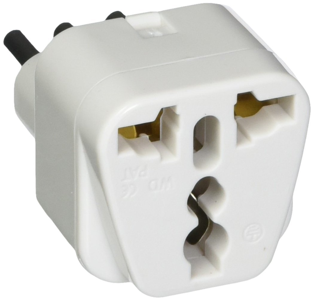 Ckitze Italy Universal To Italian Travel Power Plug Adapter For Use In Italy Plug Adapter By