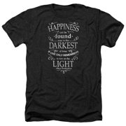Harry Potter - Happiness - Heather Short Sleeve Shirt - XX-Large