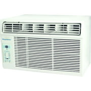 Keystone KSTAW08B 8000 BTU 115 Volt Window Air Conditioner with Follow Me Temperature Sensing Remote