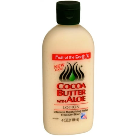 Fruit of the Earth Cocoa Butter Lotion 4 oz