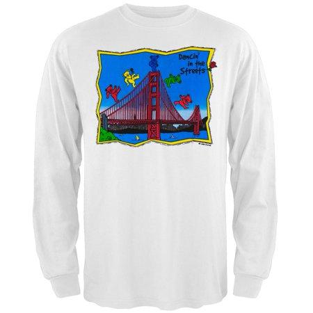 Grateful Dead   San Francisco Long Sleeve T Shirt