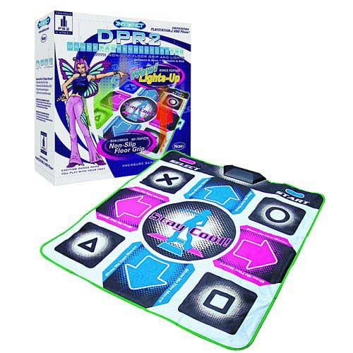 Naki World Inc Playstation 2 Dance Pad Revolution 2