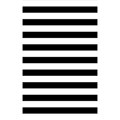 Surya Newport Beige/Black Striped Rug