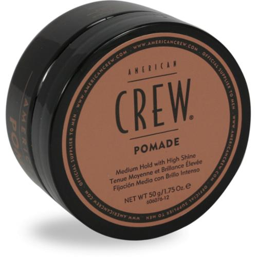 American Crew Pomade for Medium Hold with High Shine, 1.75 oz (Pack of 2)