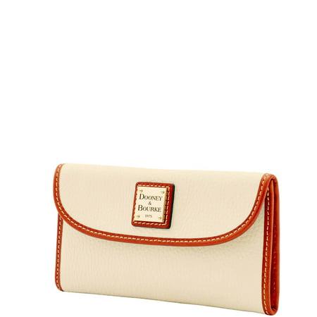 Dooney & Bourke Mini Wallet (Dooney & Bourke Pebble Leather Clutch Wallet)