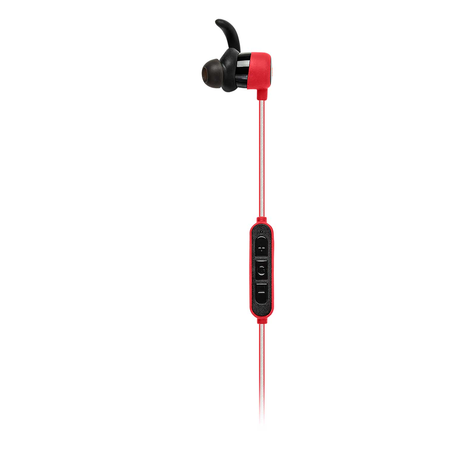 14f308e2602 JBL Reflect Mini BT Red In-ear Bluetooth Sport Headphones - Walmart.com