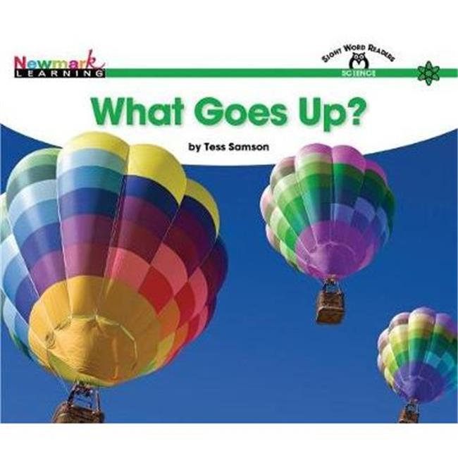 Newmark Learning NL0744 Science - What Goes Up