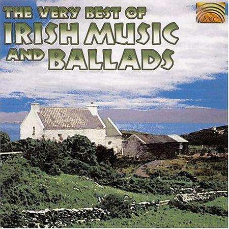 Very Best Of Irish Music and Ballads ()