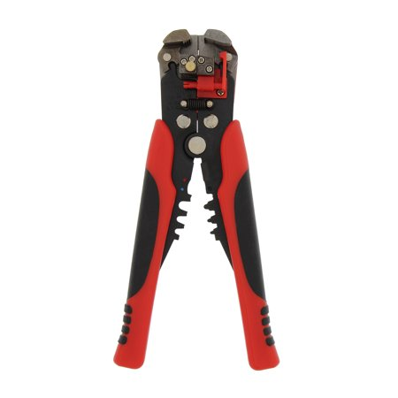 ABN Self-Adjusting Crimping Cutting Wire Stripping Tool 10-24 AWG