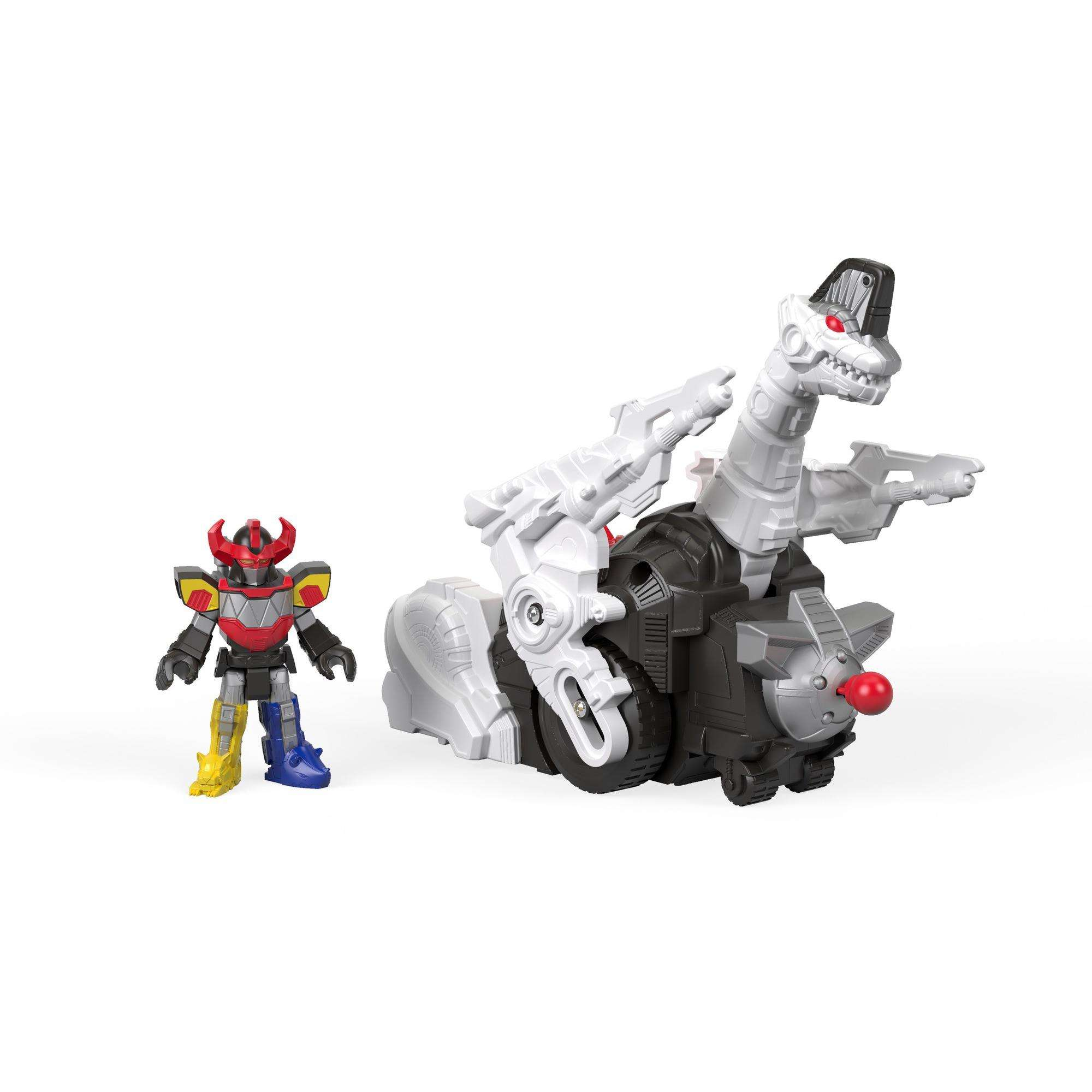 IMaginext Power Rangers Megazord & Titanus by FISHER PRICE