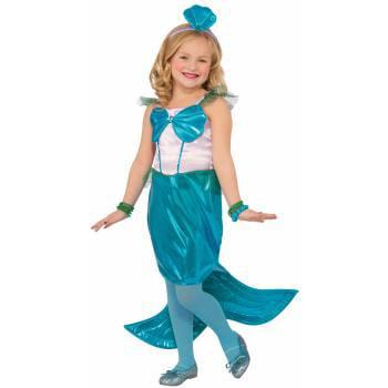 CHCO - AQUARIA THE MERMAID - S (Dress Up Little Mermaid)