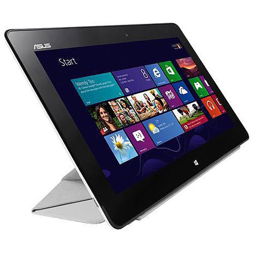 Asus VivoTab Smart ME400C-C1-BK Tablet PC - Intel Atom Z2760 1.8 GHz Processor - 2 GB RAM - 64 GB Flash Memory - 10.1-inch Multi-Touch IPS Display - Windows 8 - Black
