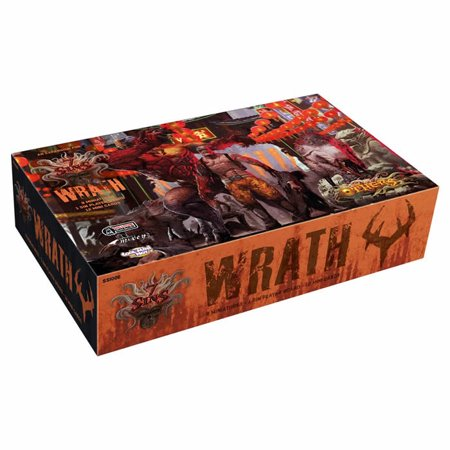 Cool Mini Or Not The Others: Wrath Box Game (Halloween Mini Games Ideas)
